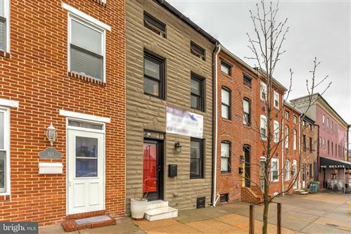 Photo of 525 S CHESTER ST, BALTIMORE, MD 21231 (MLS # MDBA541376)