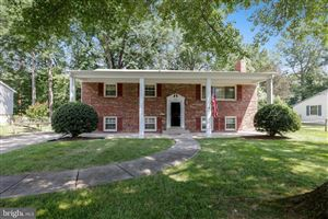 Photo of 4214 ALCOTT ST, ALEXANDRIA, VA 22309 (MLS # VAFX1078378)