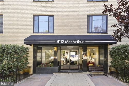 Photo of 5112 MACARTHUR BLVD NW #104, WASHINGTON, DC 20016 (MLS # DCDC445380)
