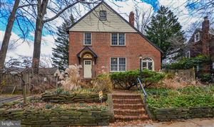 Photo of 7205 46TH ST, CHEVY CHASE, MD 20815 (MLS # MDMC677380)