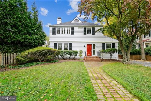 Photo of 9 W KIRKE ST, CHEVY CHASE, MD 20815 (MLS # MDMC730380)