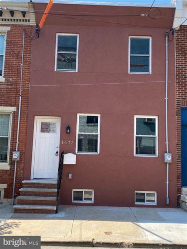 Photo of 1632 LATONA ST, PHILADELPHIA, PA 19146 (MLS # PAPH1025380)