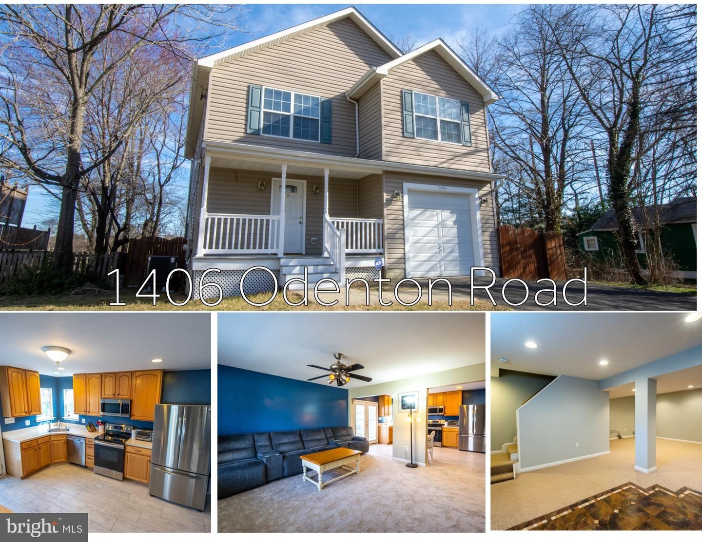 1406 ODENTON RD, Odenton, MD 21113 - MLS#: MDAA462382