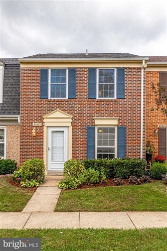 Photo of 22325 MAYFIELD SQ #28, STERLING, VA 20164 (MLS # VALO2000383)