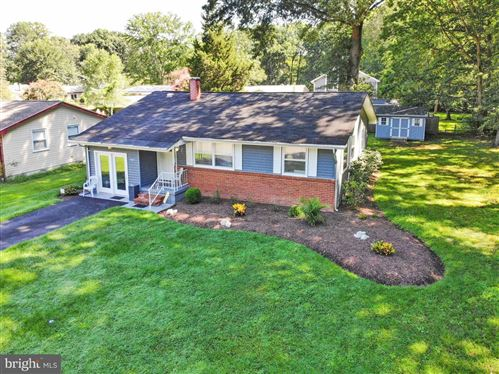 Photo of 7041 DOVER AVE, NORTH BEACH, MD 20714 (MLS # MDAA446384)