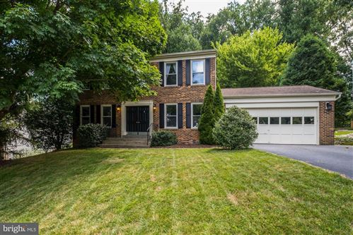 Photo of 1903 AUBREY PLACE CT, VIENNA, VA 22182 (MLS # VAFX1138384)