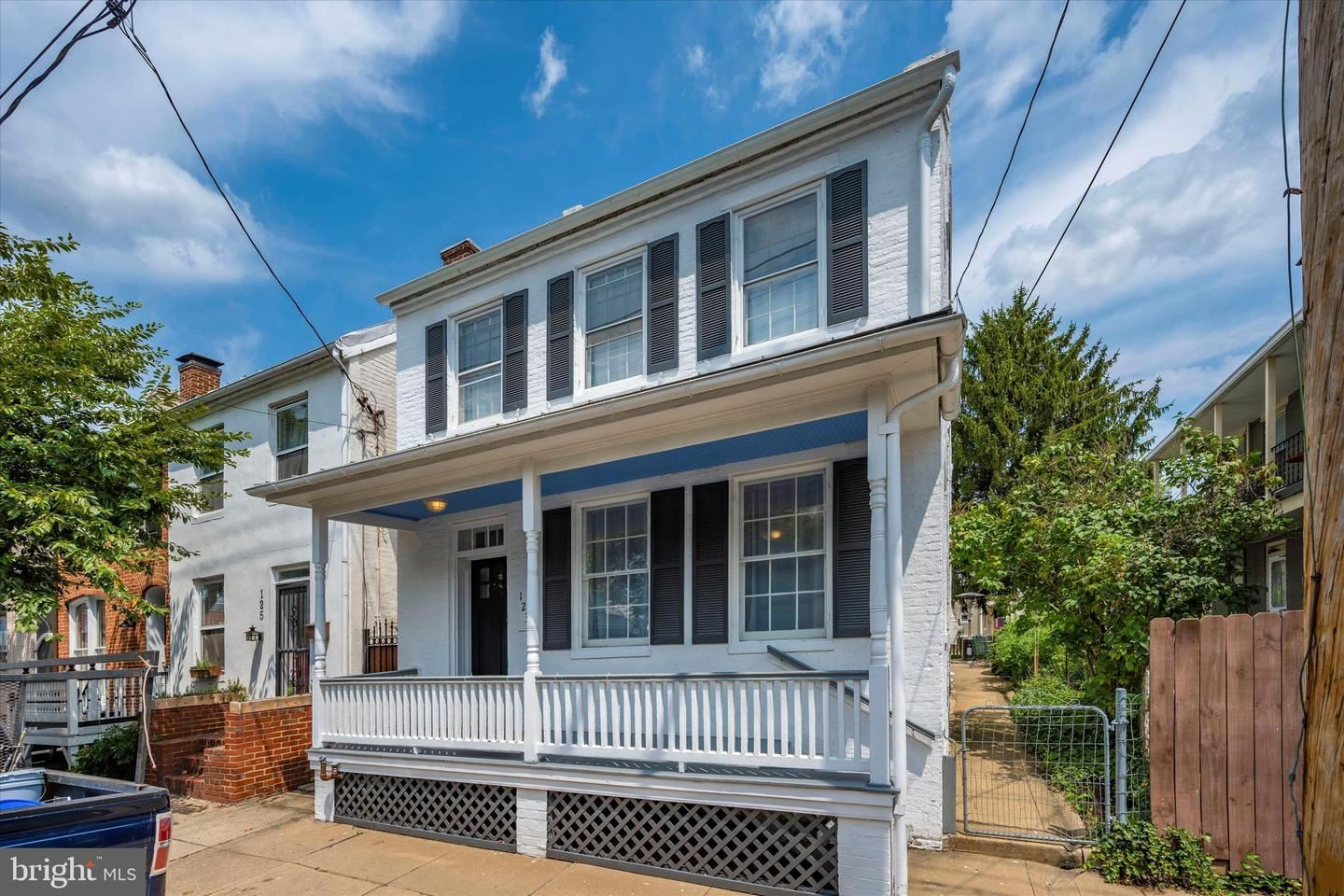 Photo of 123 W 5TH ST, FREDERICK, MD 21701 (MLS # MDFR2002384)