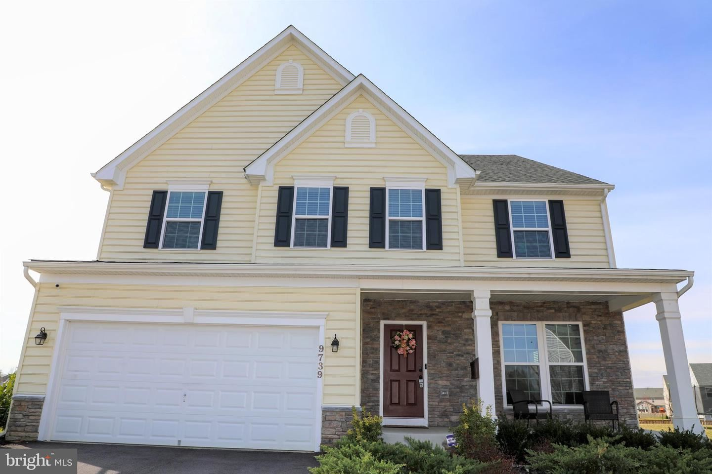 9739 DUMBARTON DR, Hagerstown, MD 21740 - #: MDWA169384