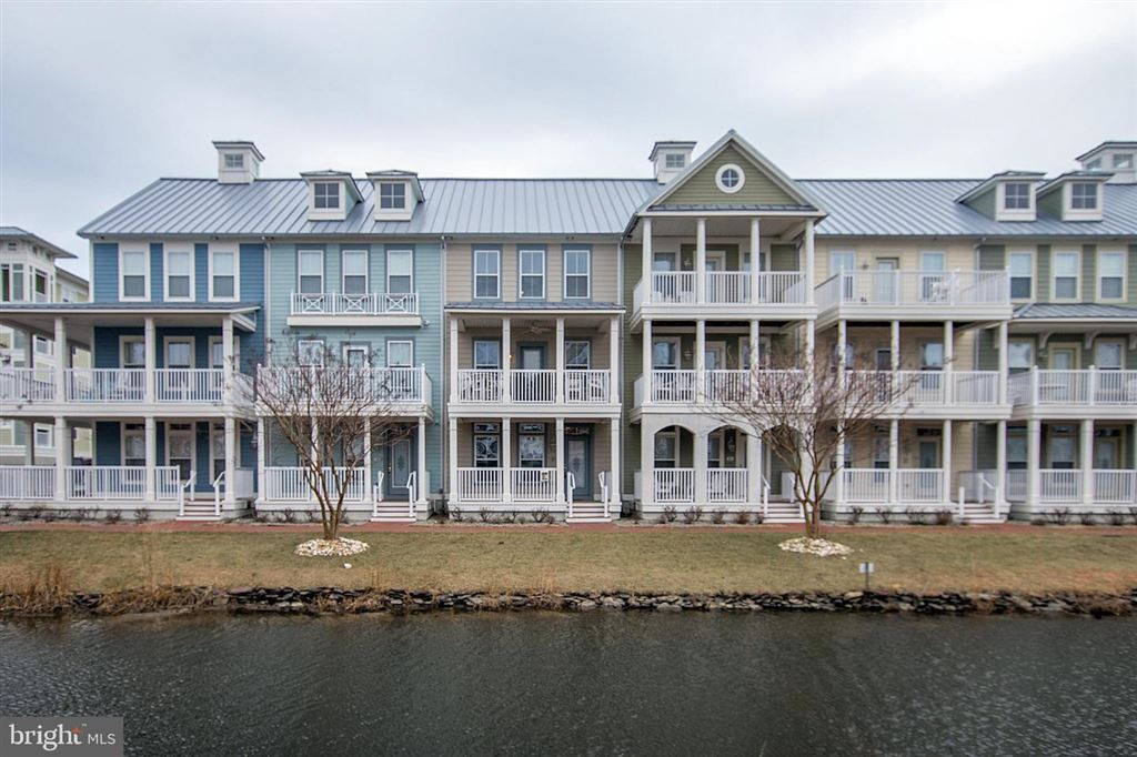 Photo for 23 CANAL SIDE MEWS E, OCEAN CITY, MD 21842 (MLS # MDWO108384)