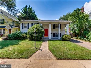Photo of 5 N CHERRY GROVE AVE, ANNAPOLIS, MD 21401 (MLS # MDAA406386)