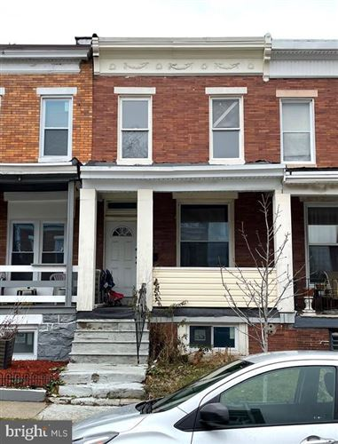 Photo of 2228 WALBROOK AVE, BALTIMORE, MD 21216 (MLS # MDBA541386)