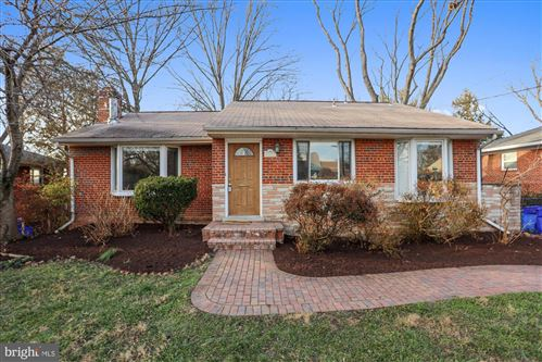 Photo of 2513 SPENCER RD, SILVER SPRING, MD 20910 (MLS # MDMC692386)