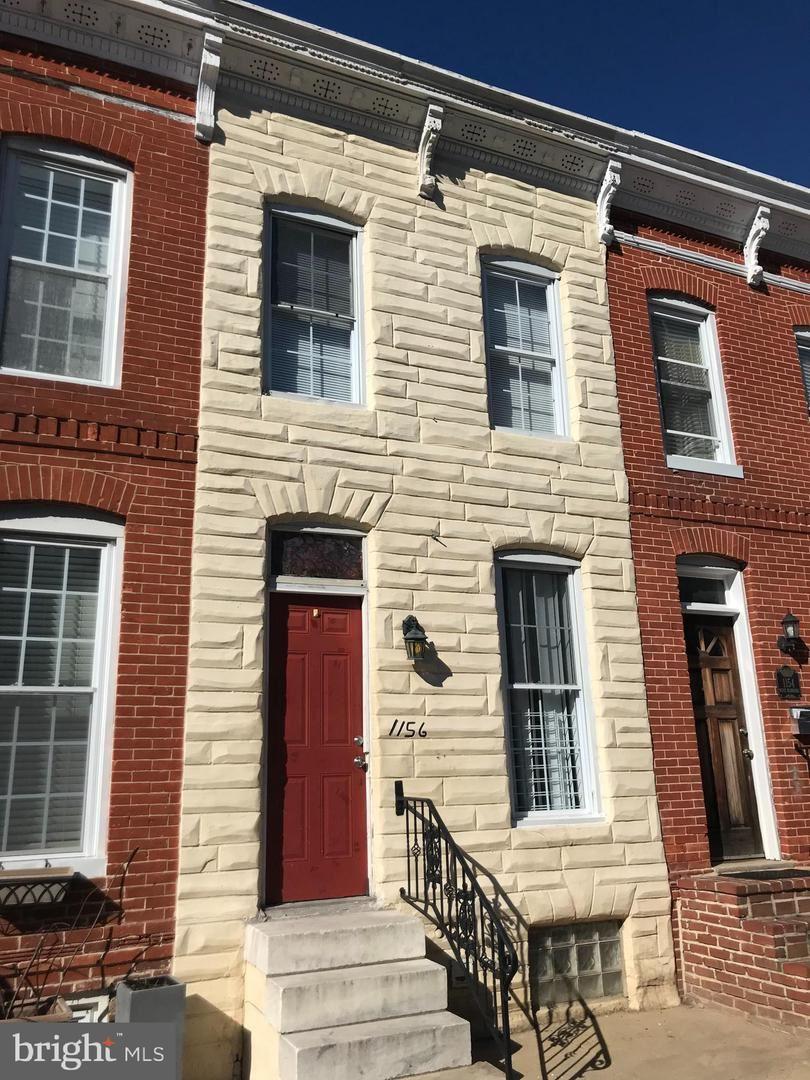 1156 W HAMBURG ST, Baltimore, MD 21230 - MLS#: MDBA552386