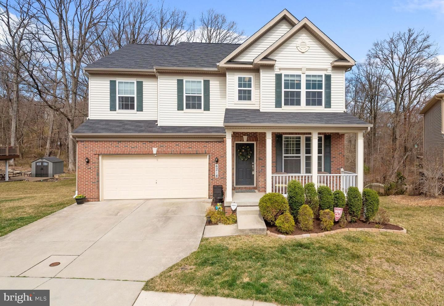 6218 MILL RIVER CT, Hanover, MD 21076 - MLS#: MDHW291386