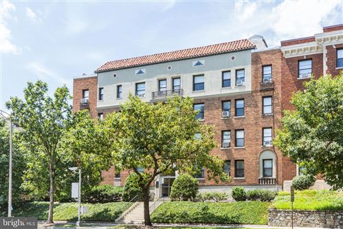 Photo of 3600 CONNECTICUT AVE NW #307, WASHINGTON, DC 20008 (MLS # DCDC449388)