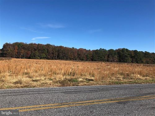 Photo of LOT 4 COLLINS RD, BISHOPVILLE, MD 21813 (MLS # MDWO110388)