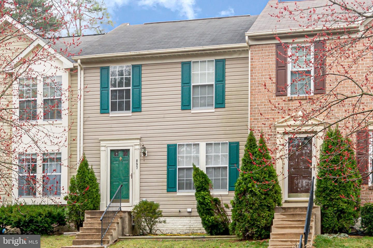 897 CHESTNUT COVE DRIVE, Riviera Beach, MD 21226 - MLS#: MDAA461388