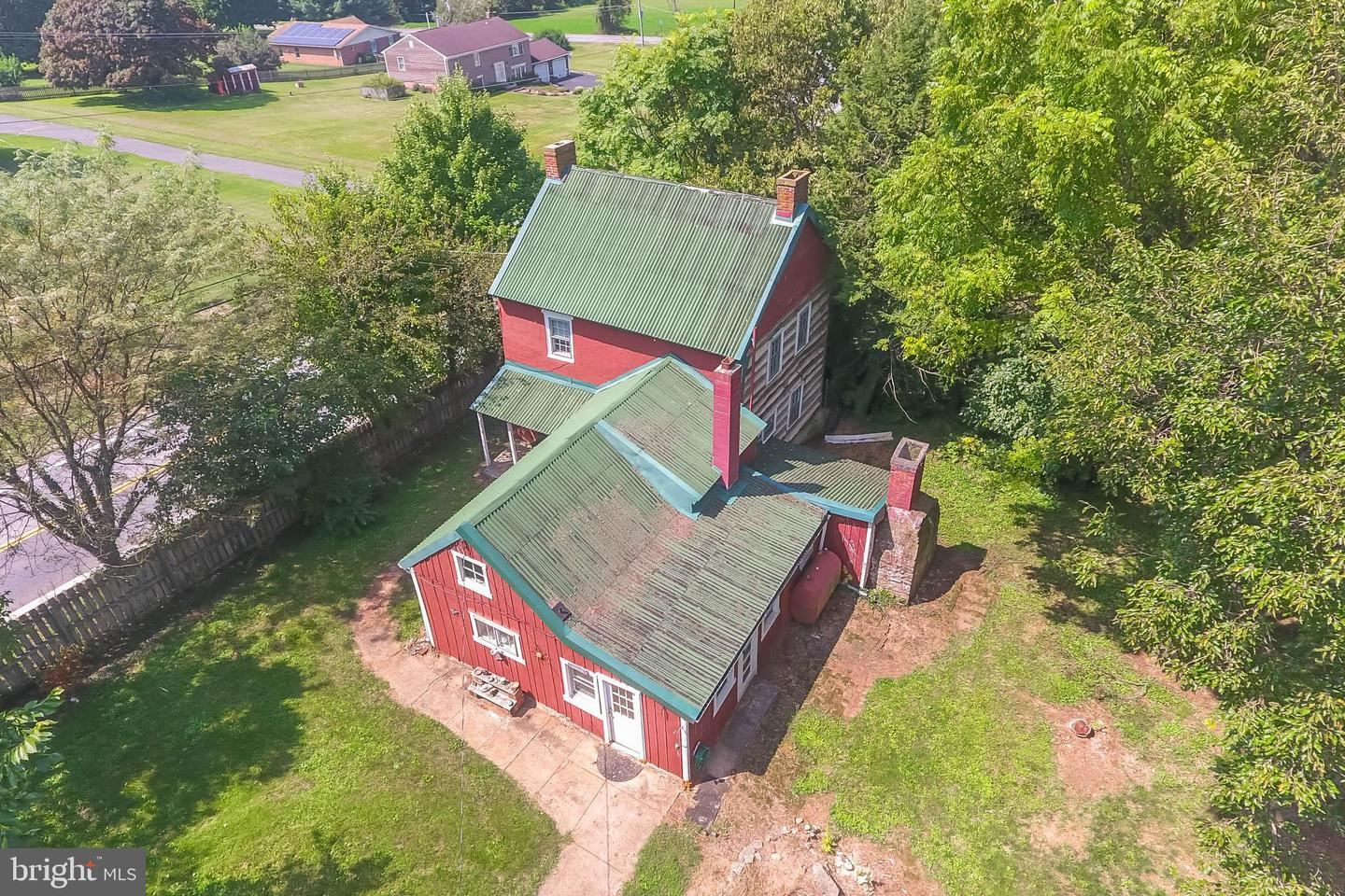 Photo of 8619 MAPLEVILLE RD, BOONSBORO, MD 21713 (MLS # MDWA179388)