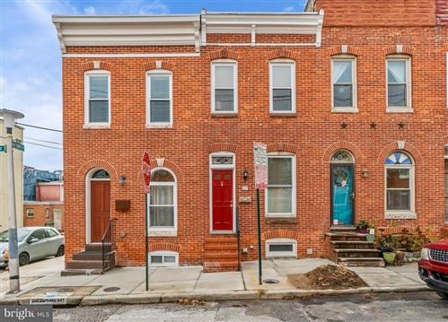 Photo of 417 E GITTINGS ST, BALTIMORE, MD 21230 (MLS # MDBA493390)