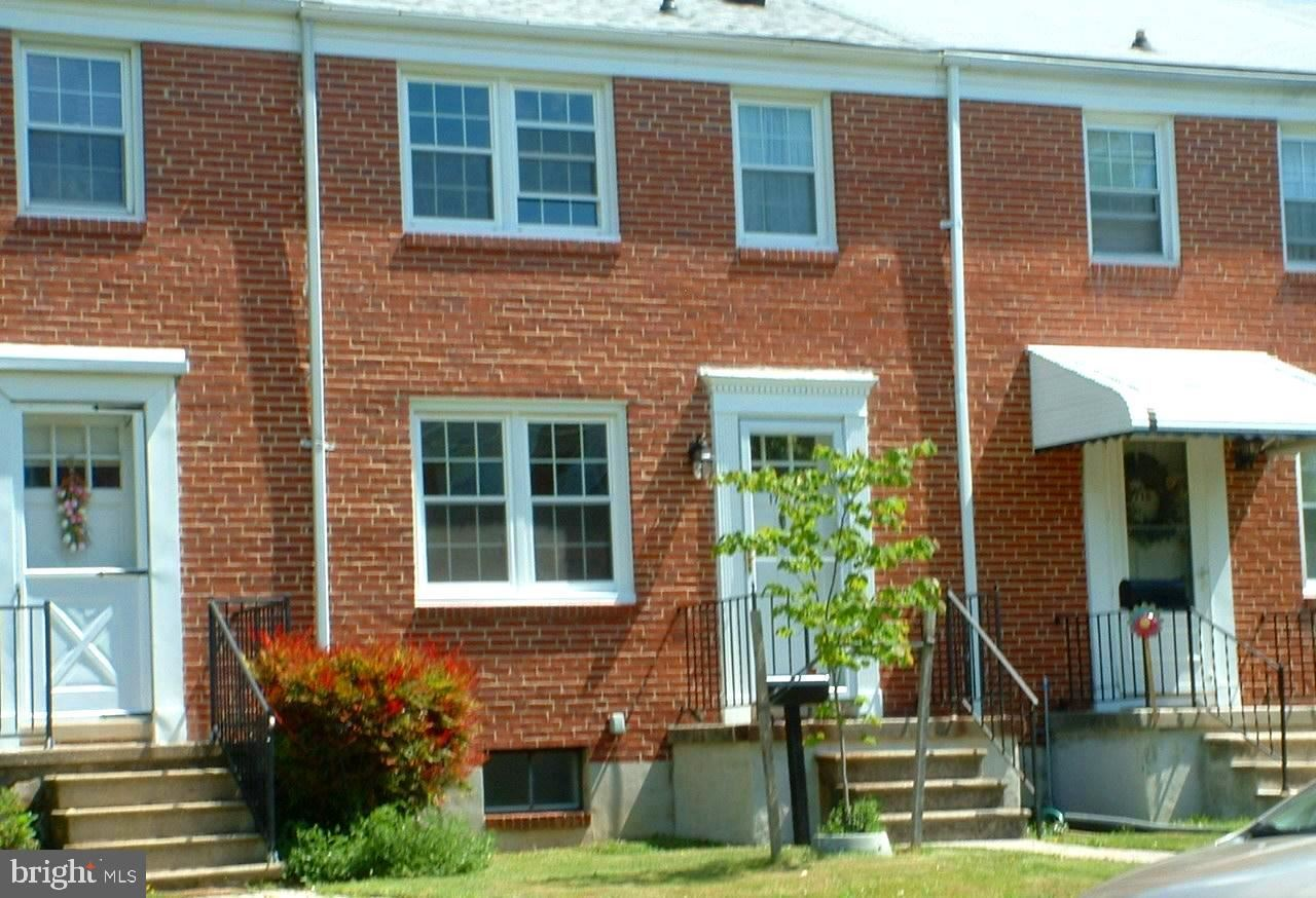 1714 WESTON AVE, Parkville, MD 21234 - MLS#: MDBC525390