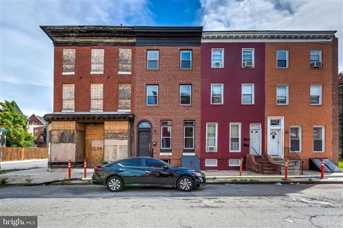 Photo of 1237 DRUID HILL AVE, BALTIMORE, MD 21217 (MLS # MDBA512392)