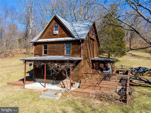 Photo of 3612 BACK MOUNTAIN RD, WINCHESTER, VA 22602 (MLS # VAFV162392)
