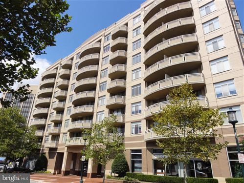 Photo of 4801 FAIRMONT AVE #214, BETHESDA, MD 20814 (MLS # MDMC742394)