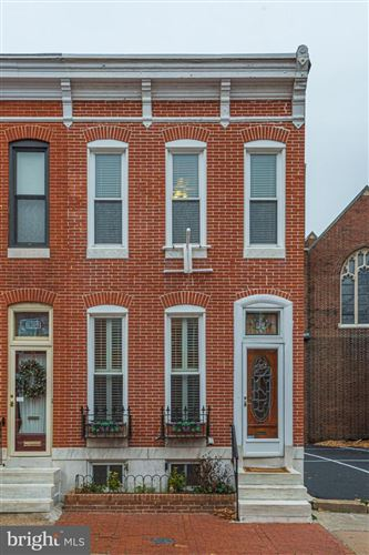 Photo of 1312 PATAPSCO ST, BALTIMORE, MD 21230 (MLS # MDBA493396)