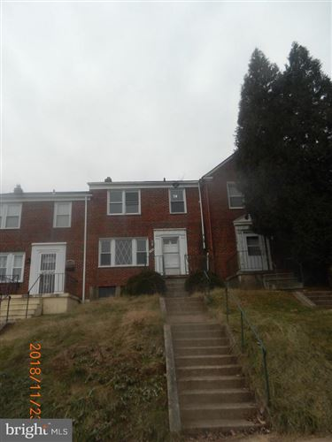 Photo of 1182 NEWFIELD RD, BALTIMORE, MD 21207 (MLS # MDBC151396)