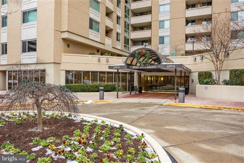 Photo of 4601 N PARK AVE #407G, CHEVY CHASE, MD 20815 (MLS # MDMC737396)