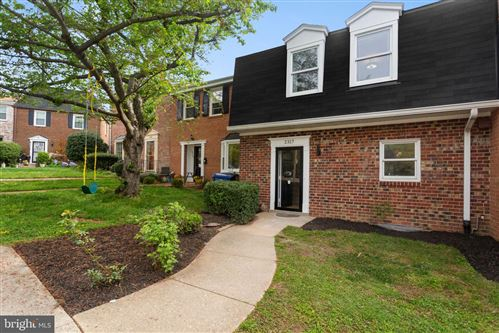 Photo of 2317 SIBLEY ST, ALEXANDRIA, VA 22311 (MLS # VAAX258396)
