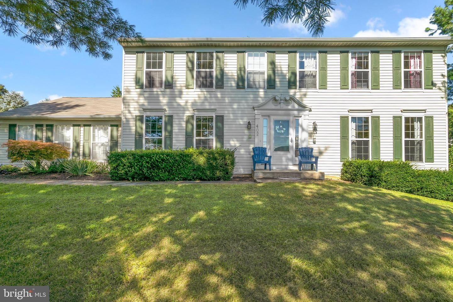 Photo of 402 ELM CREST AVE, BOONSBORO, MD 21713 (MLS # MDWA2002396)
