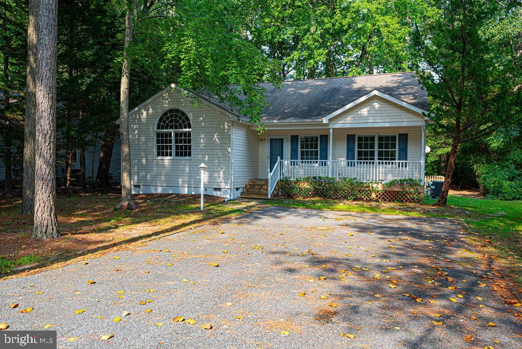 Photo of 67 TAIL OF THE FOX DR, OCEAN PINES, MD 21811 (MLS # MDWO2002396)