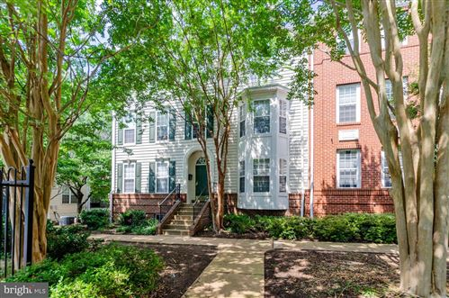 Photo of 1531 NORTHERN NECK DR #102, VIENNA, VA 22182 (MLS # VAFX1085398)