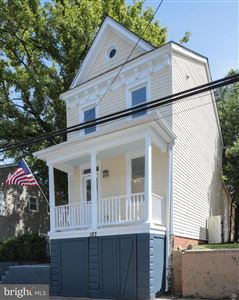 Photo of 183 CLAY ST, ANNAPOLIS, MD 21401 (MLS # MDAA407400)
