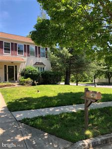 Photo of 1401 KINGS VALLEY DR, BOWIE, MD 20721 (MLS # MDPG528400)