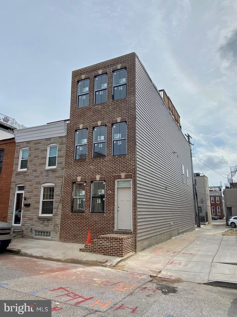 1123 S DECKER AVE, Baltimore, MD 21224 - MLS#: MDBA539400