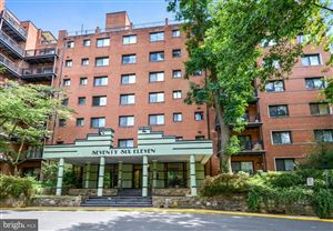 Photo of 7611 MAPLE AVE #507, TAKOMA PARK, MD 20912 (MLS # MDMC660402)