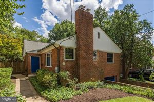 Photo of 5309 BALTIMORE AVE, CHEVY CHASE, MD 20815 (MLS # MDMC675402)