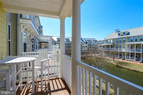 Tiny photo for 9 CANAL SIDE MEWS E E #LUT-AW-9, OCEAN CITY, MD 21842 (MLS # MDWO104402)
