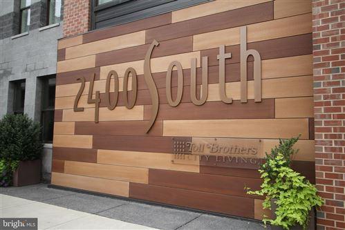 Photo of 600 S 24TH ST #405, PHILADELPHIA, PA 19146 (MLS # PAPH2008402)