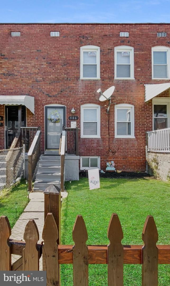Photo for 506 WOOD ST, BALTIMORE, MD 21225 (MLS # MDAA464402)