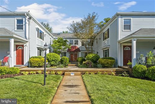 Photo of 9 CONSTITUTION AVE #1B, ANNAPOLIS, MD 21401 (MLS # MDAA438404)