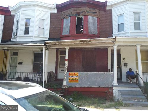 Photo of 613 GUTMAN AVE, BALTIMORE, MD 21218 (MLS # MDBA302404)