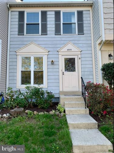 Photo of 6986 OLD BRENTFORD RD, ALEXANDRIA, VA 22310 (MLS # VAFX1194404)