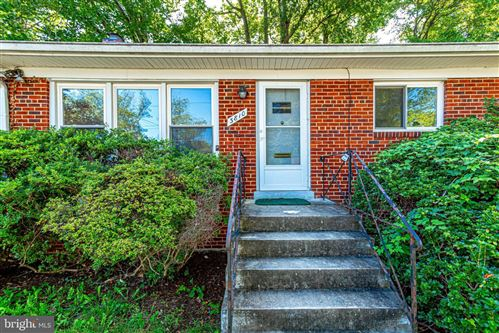 Photo for 3810 KELSEY ST, SILVER SPRING, MD 20906 (MLS # MDMC719406)