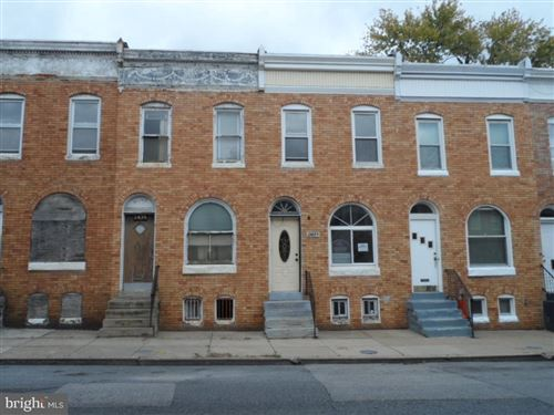 Photo of 2433 DRUID HILL AVE, BALTIMORE, MD 21217 (MLS # MDBA2016408)