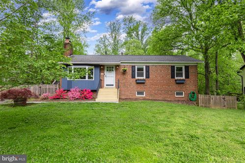 Photo of 2314 STRYKER AVE, VIENNA, VA 22181 (MLS # VAFX1196408)