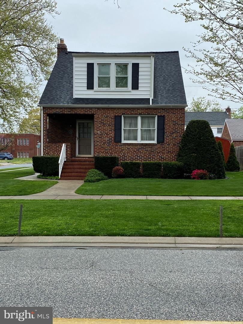 12 LIBERTY PKWY, Baltimore, MD 21222 - MLS#: MDBC526408