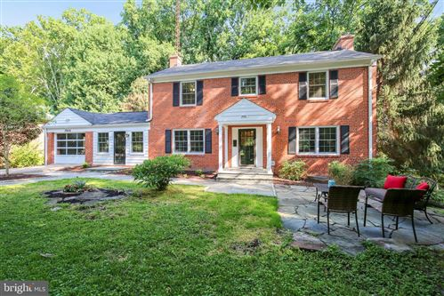 Photo of 3501 GLENMOOR DR, CHEVY CHASE, MD 20815 (MLS # MDMC667410)